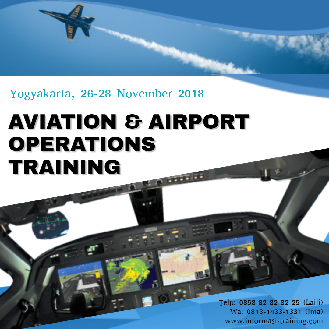 Aviation Airport Operations Available Online