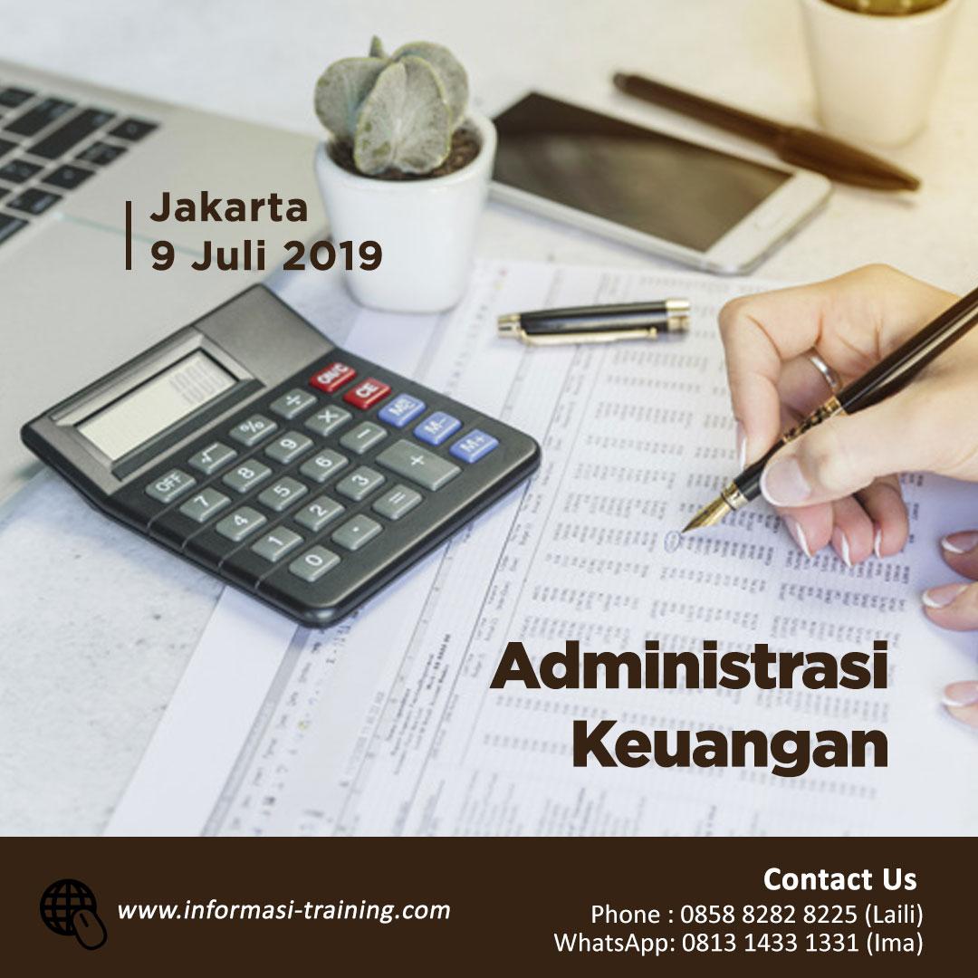 finance administration