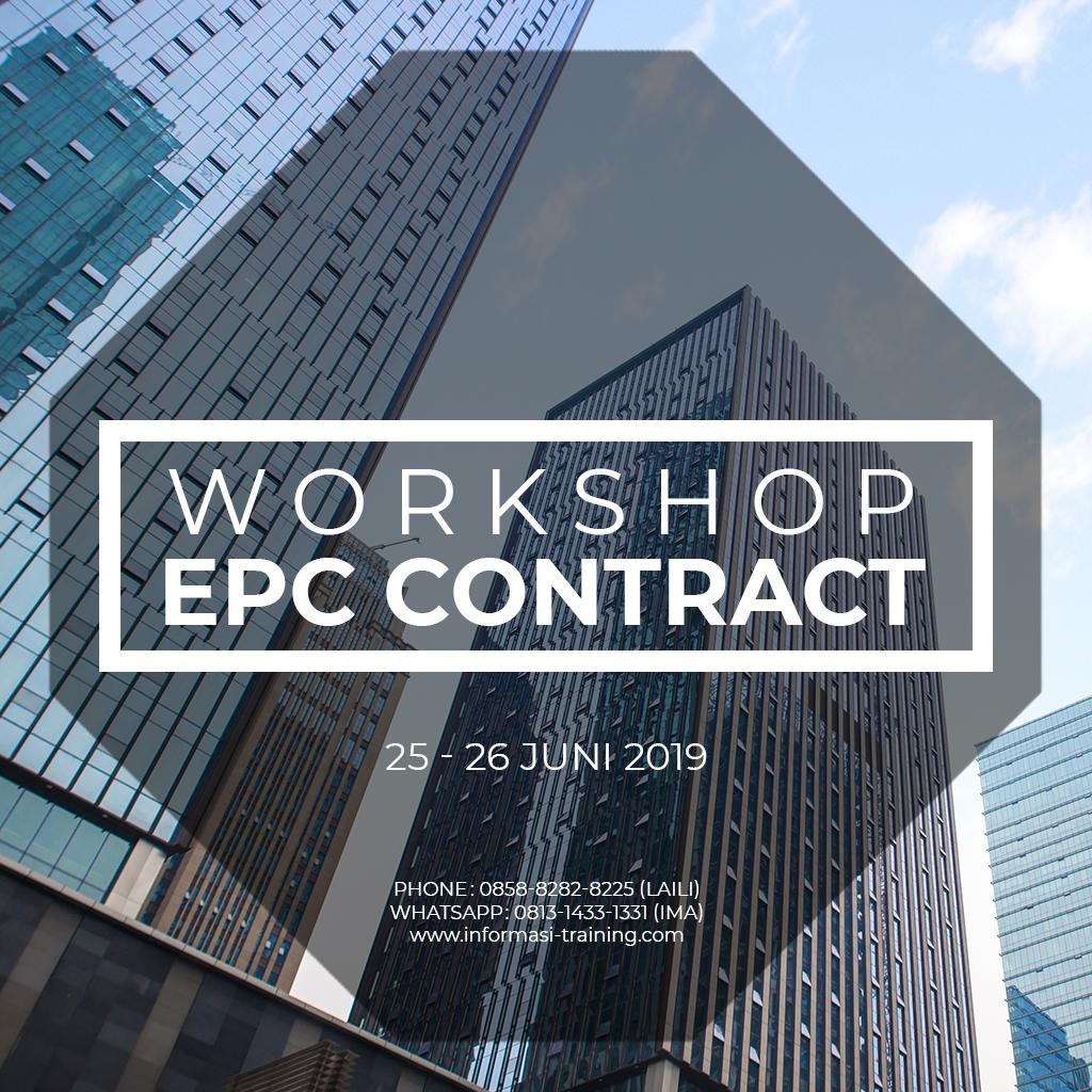 EPC Contract Management