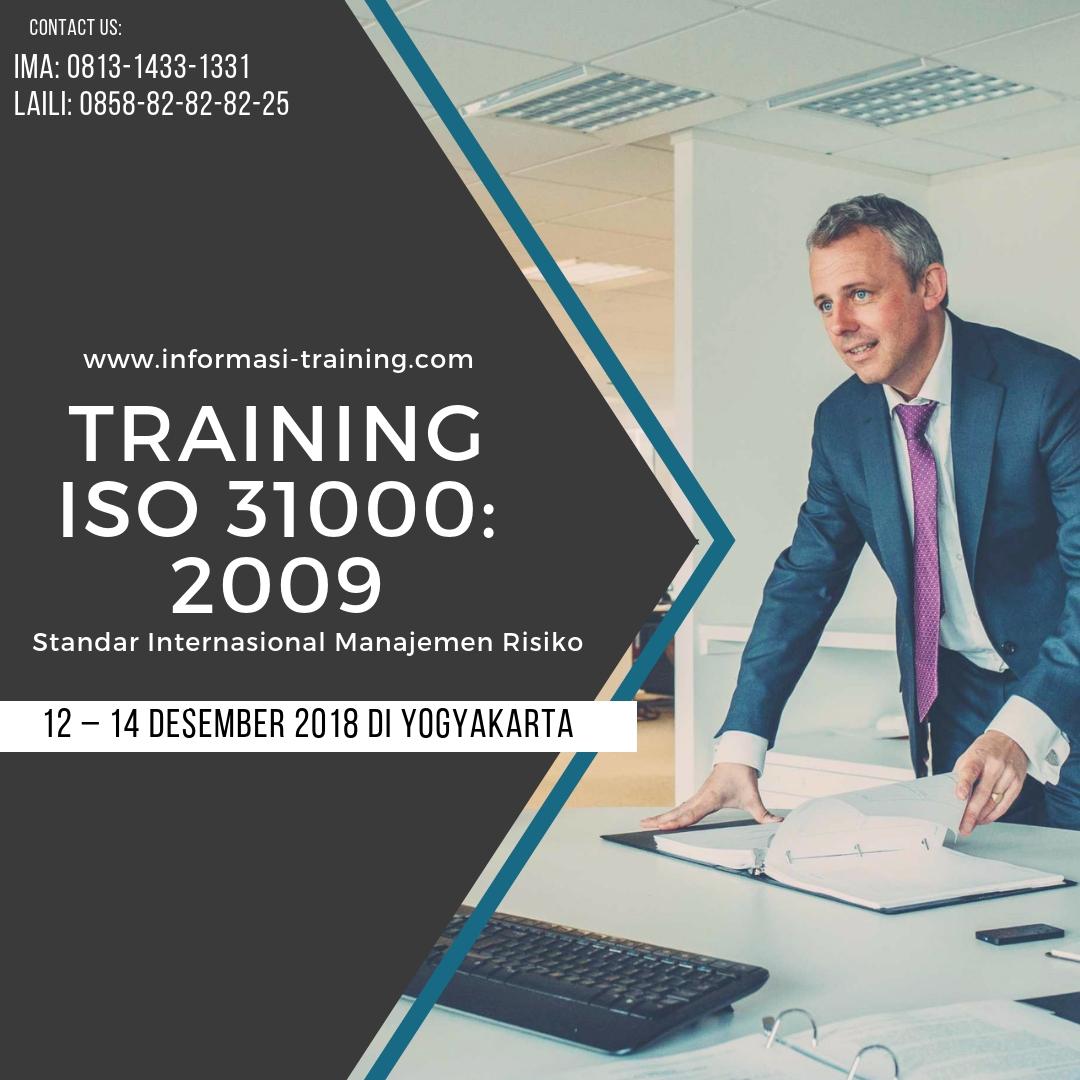 ISO 31000: 2009 Standar Internasional Manajemen Risiko – PASTI JALAN