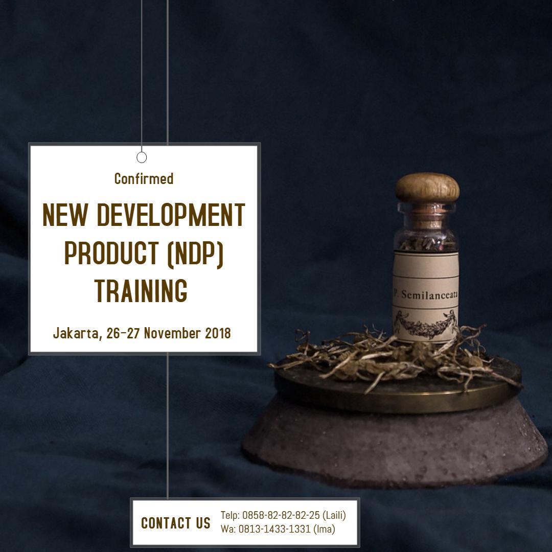 pengembangan produk baru
