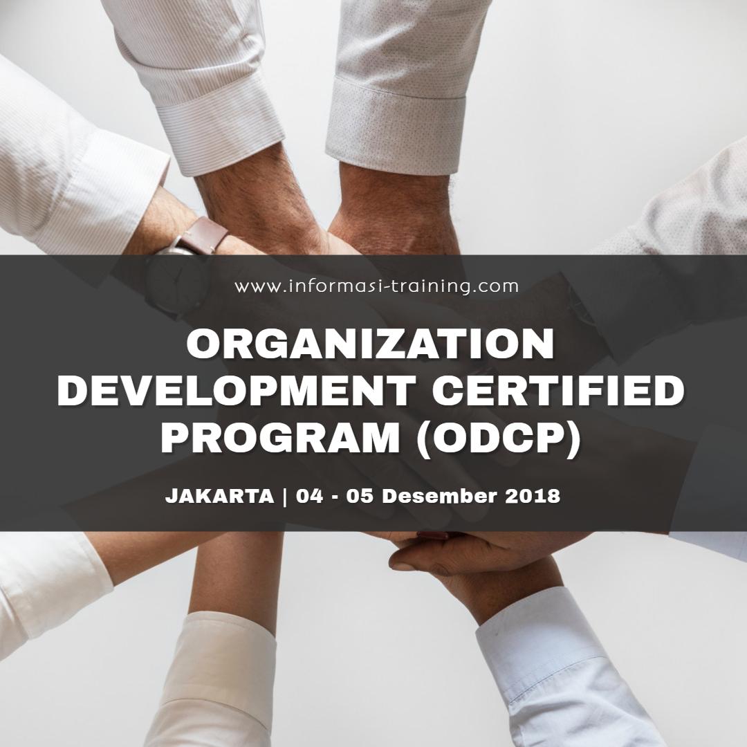 OD Certificate Program
