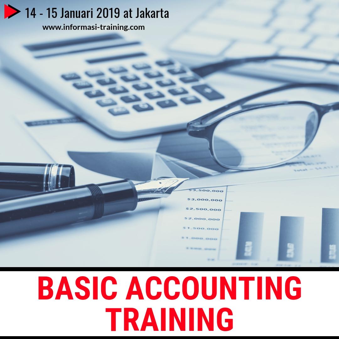 Training Akuntansi Dasar