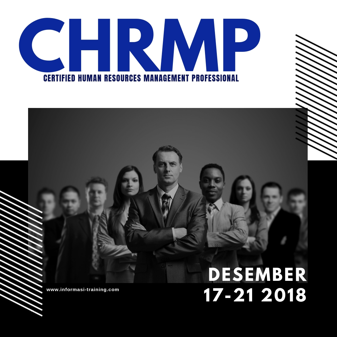 CHRMP: Certified Human Resources Management Professional – PASTI JALAN