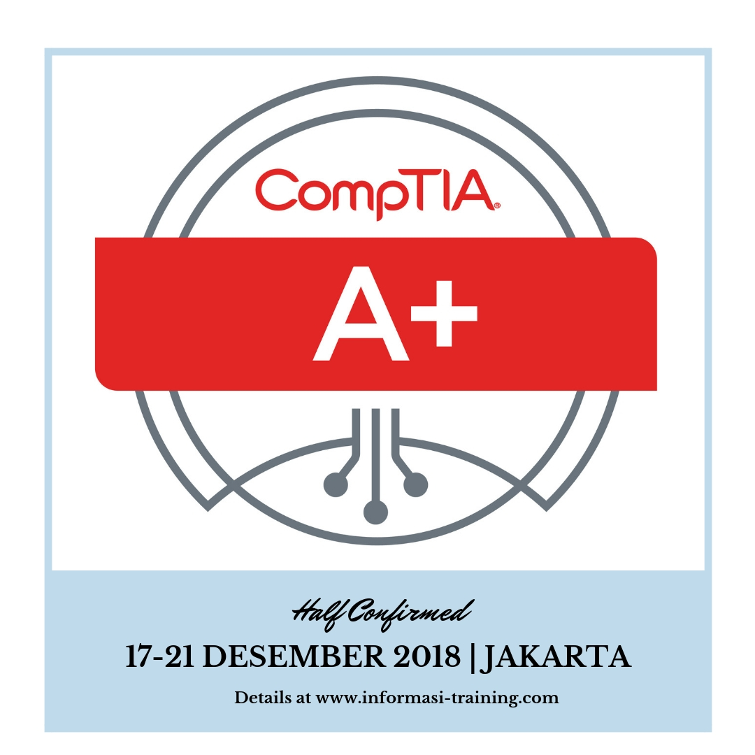 CompTIA A+ (Almost Running)