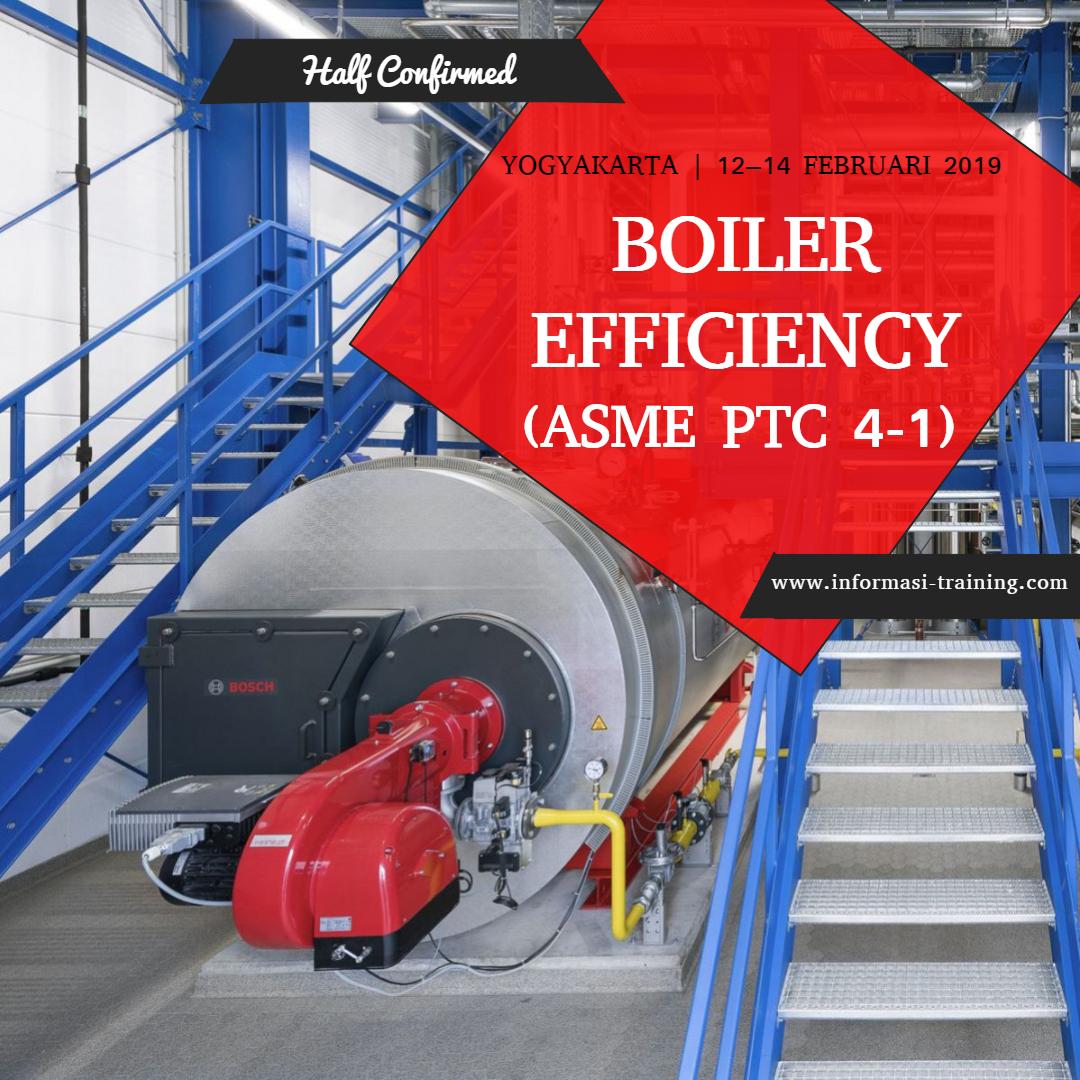 Pelatihan Boiler
