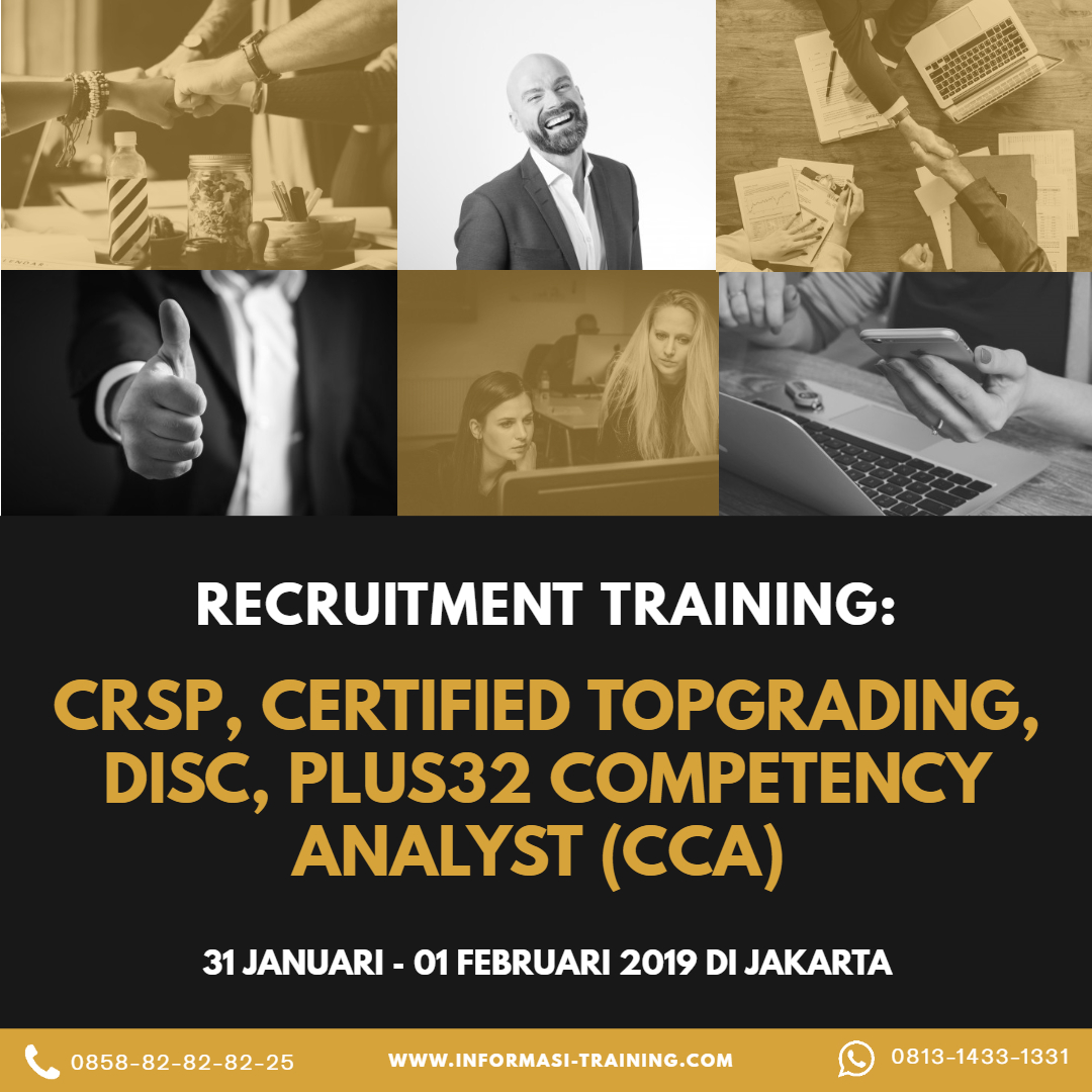 Certified Recruitment & Selection Professional (CRSP)