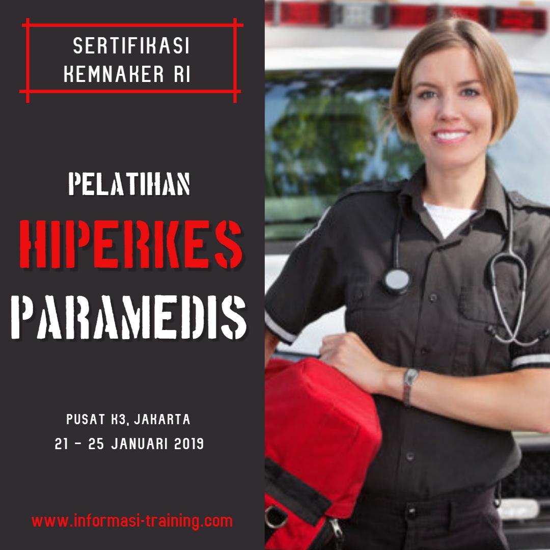 sertifikasi hiperkes paramedis