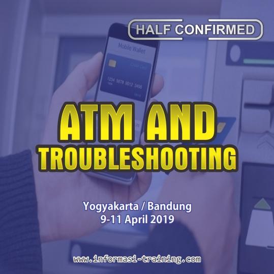 troubleshooting pada mesin ATM