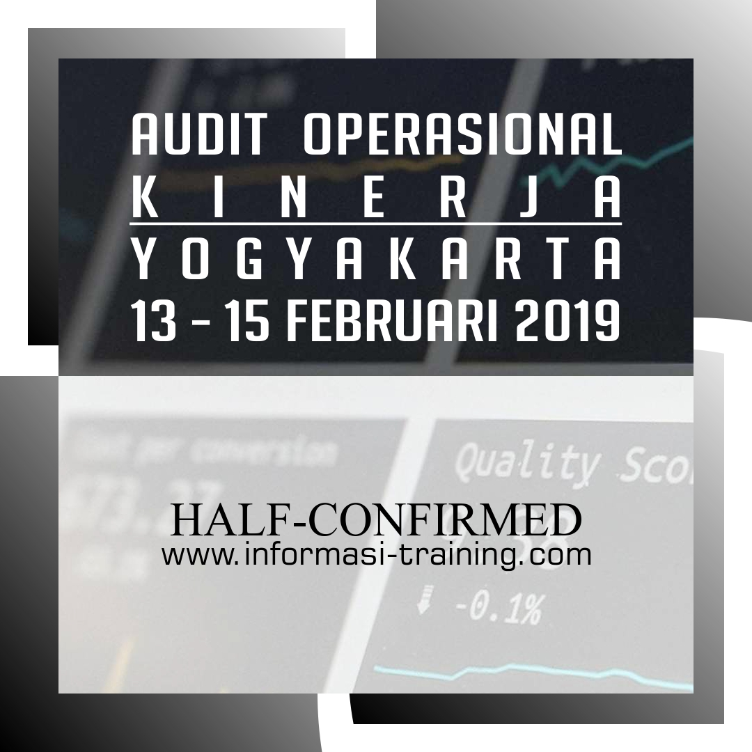 Training Audit Operasional