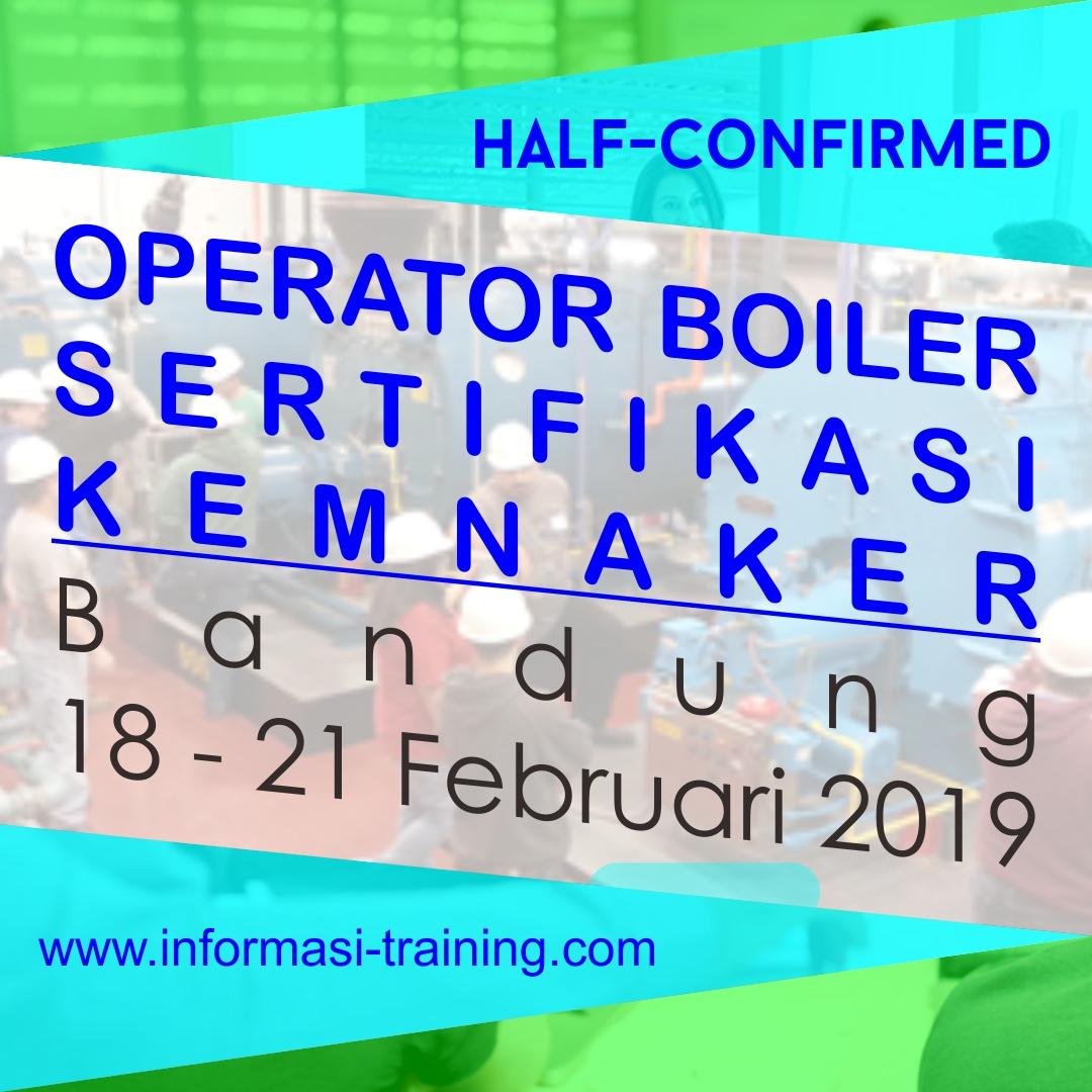 Training Boiler