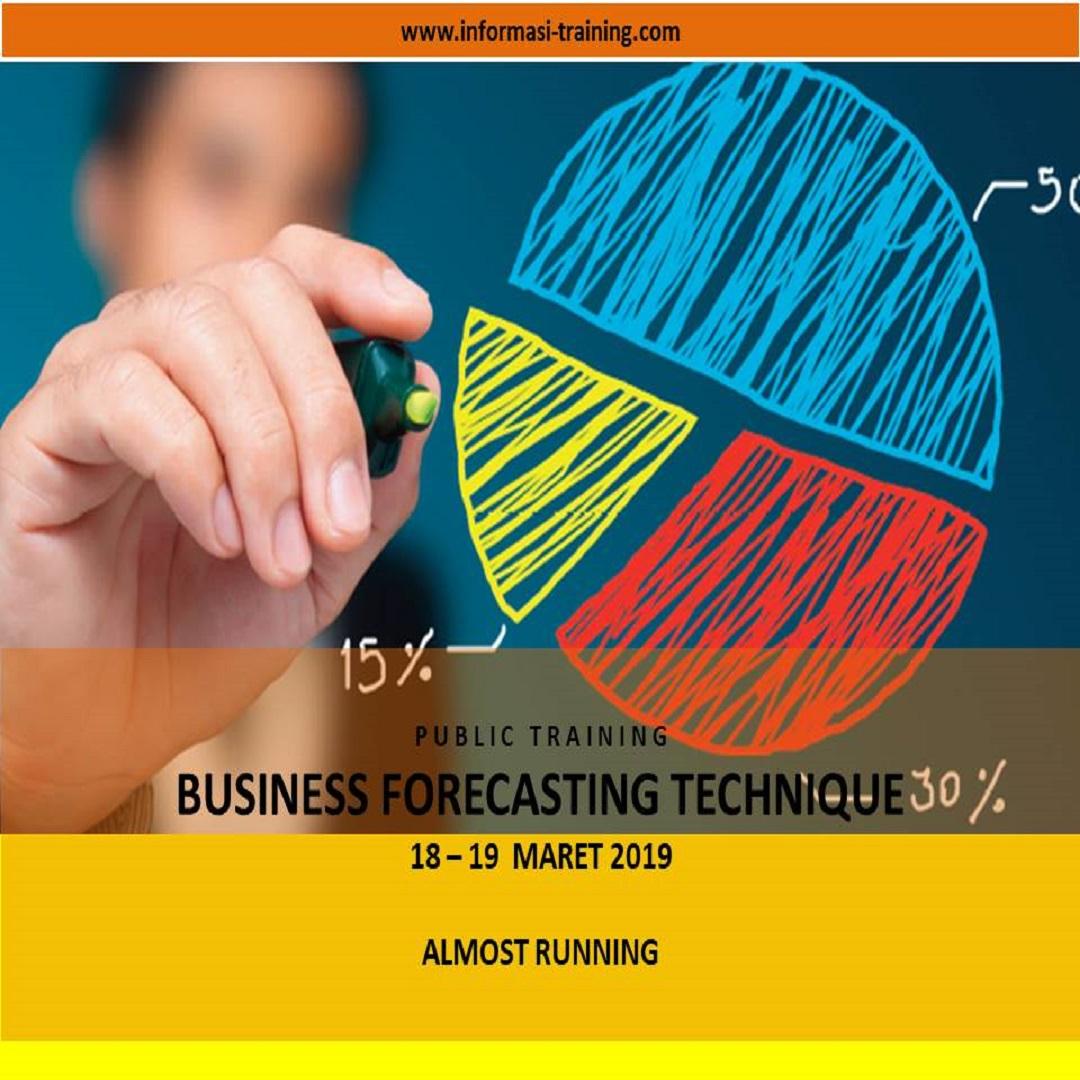 Teknik peramalan bisnis
