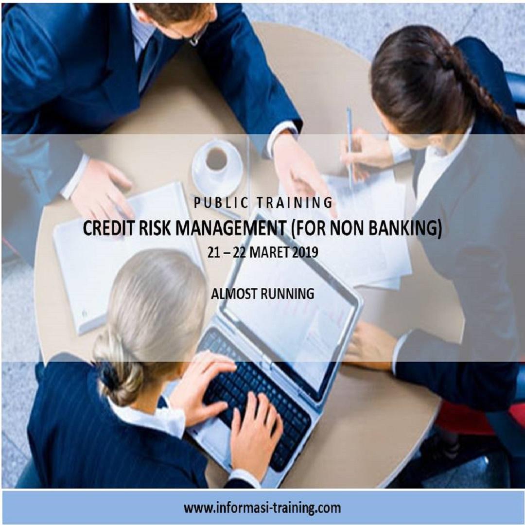 Manajemen Risiko Kredit