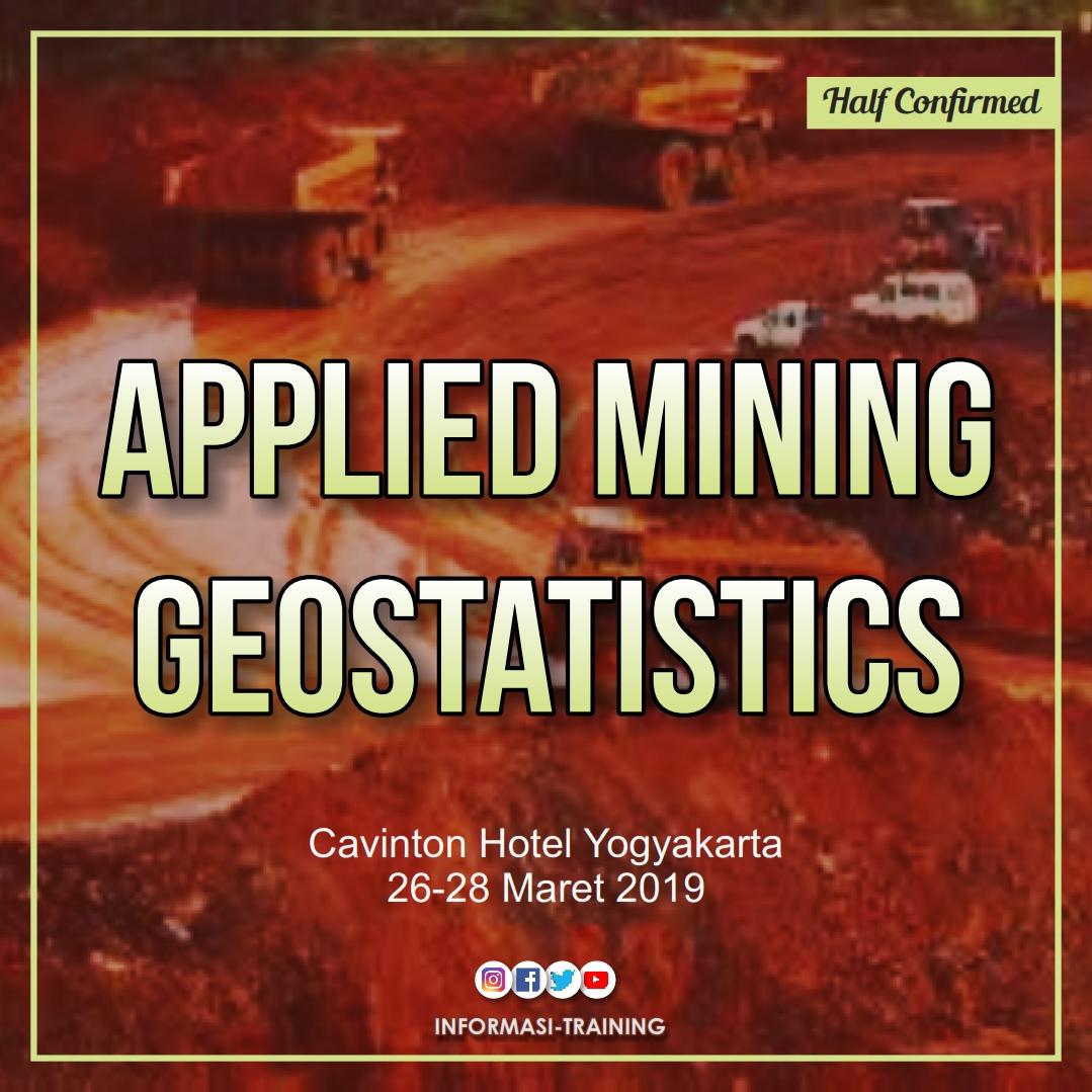 Geostatistik Penambangan