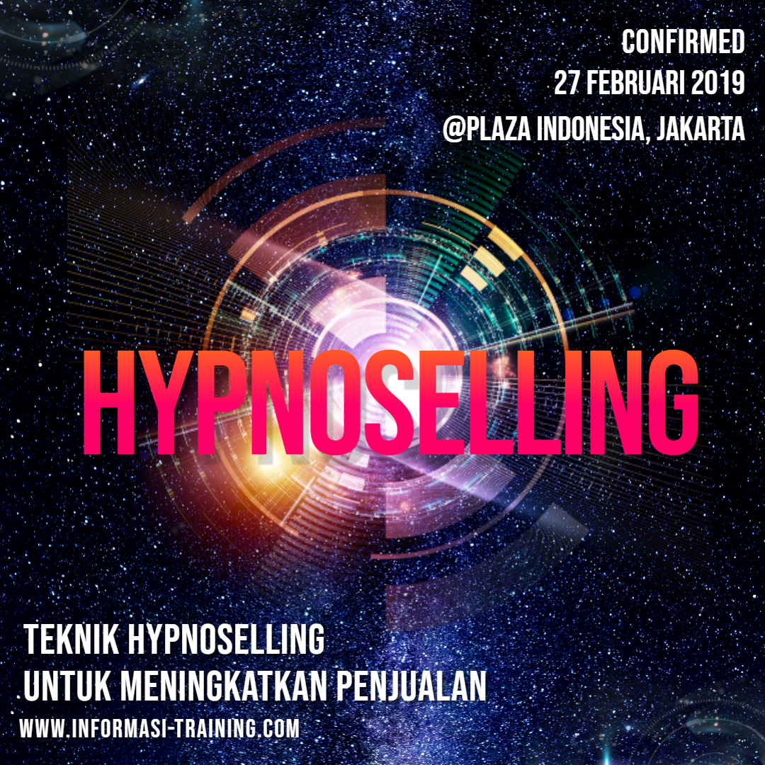Training Hypnoselling