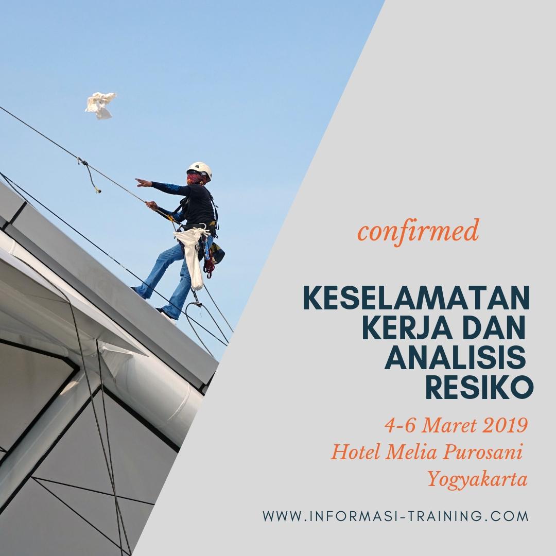 K3 & Analisis Risiko