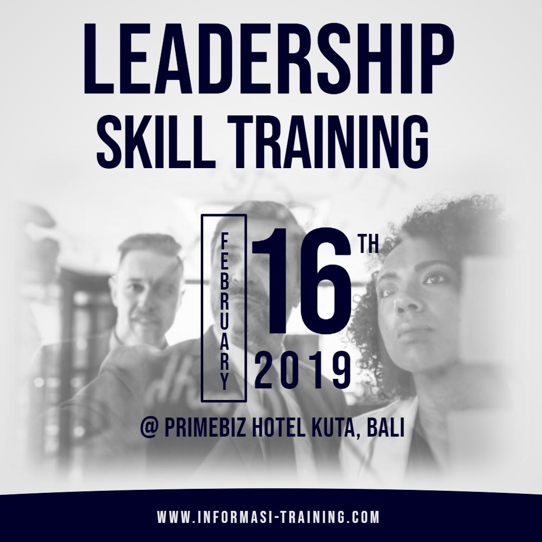 Training Kepemimpinan