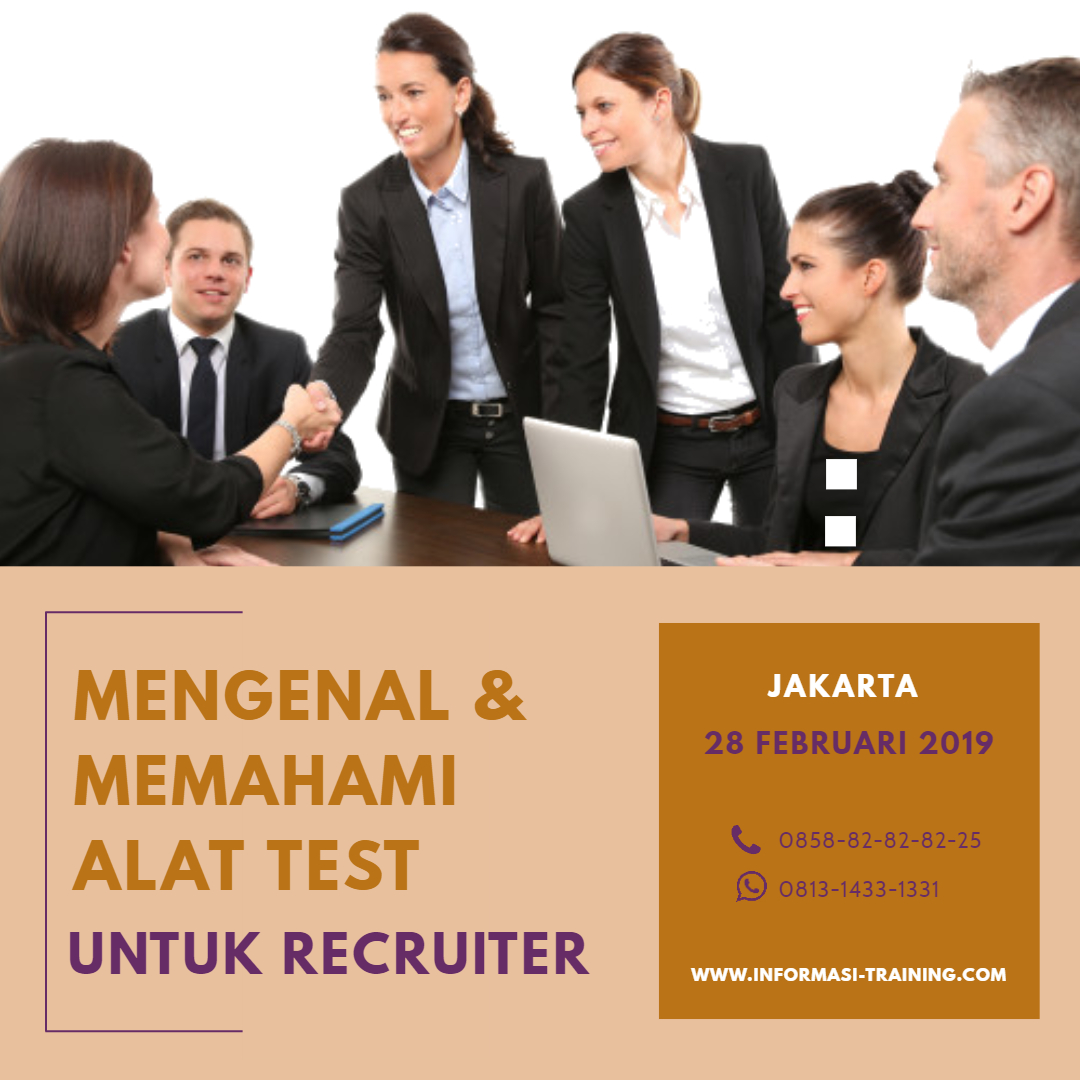 Alat test recruiter