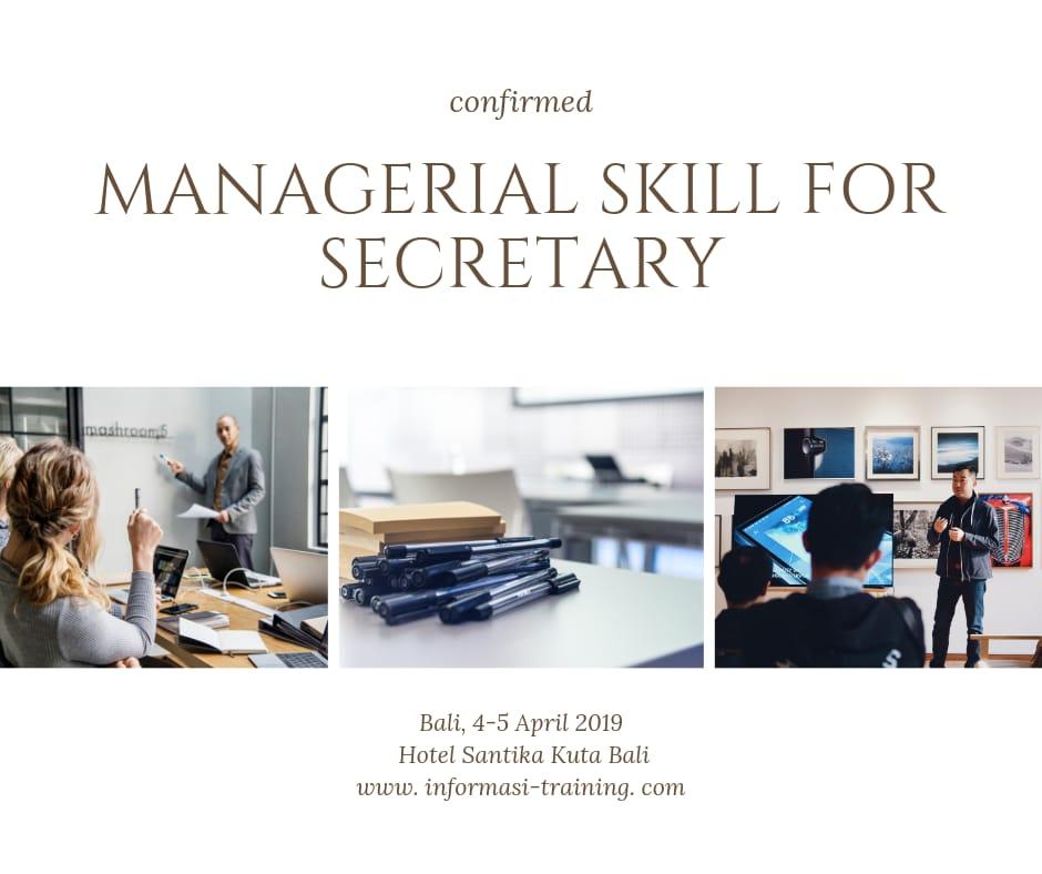 Training Secretary