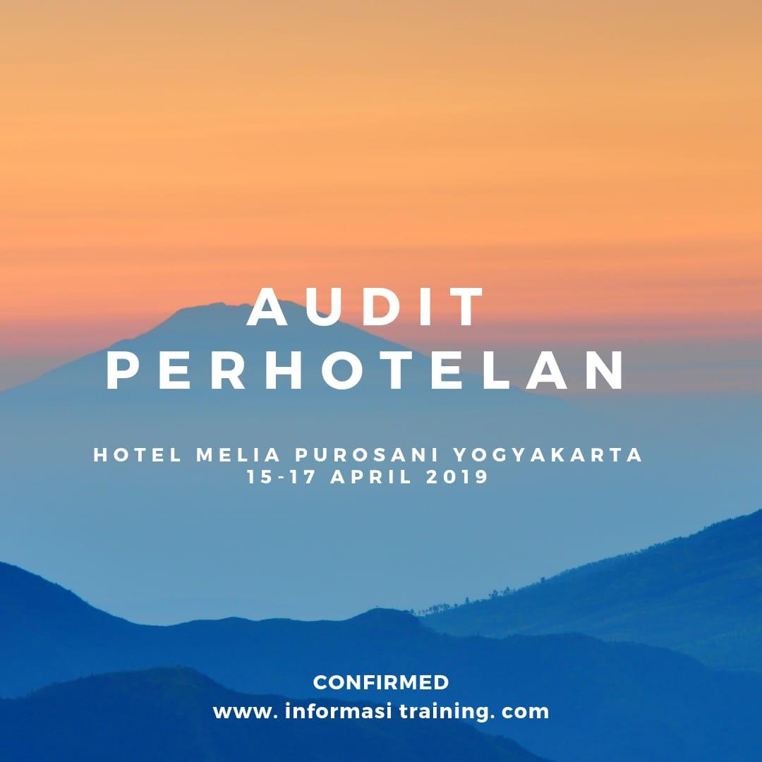 Audit Perhotelan