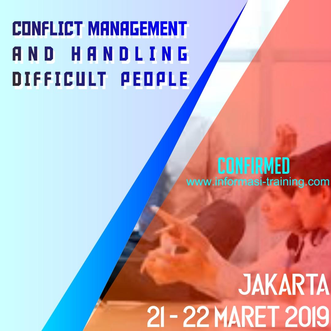Conflict Handling