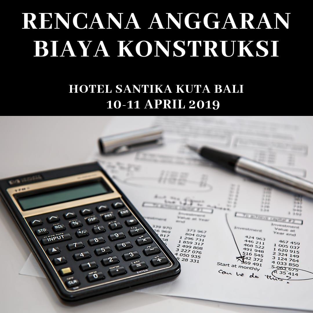 Rencana Anggaran Biaya Konstruksi