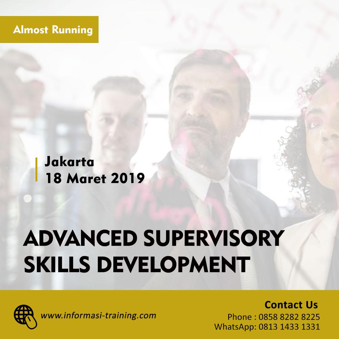 Supervisory Skill