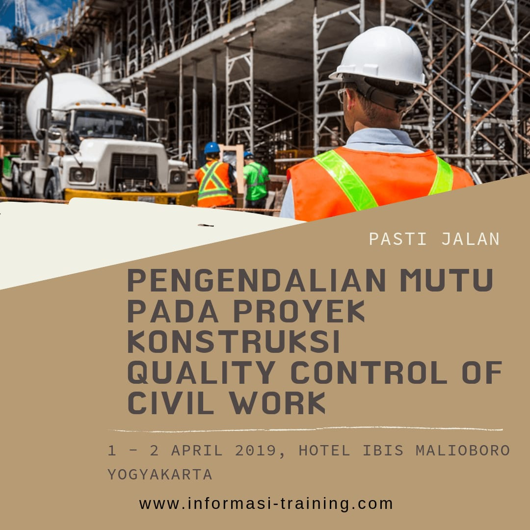 QC Of Civil Work