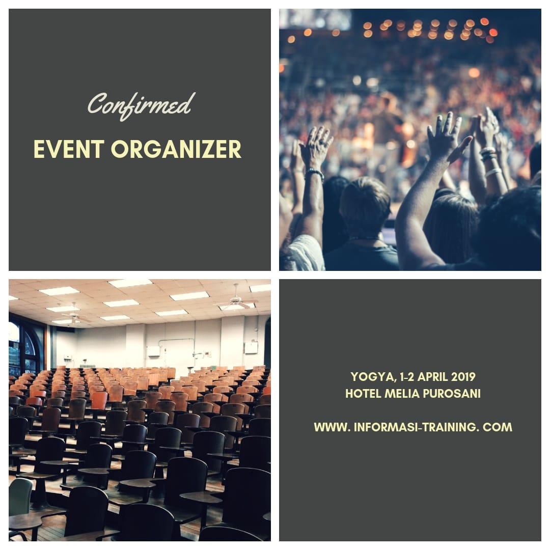 event organizer management