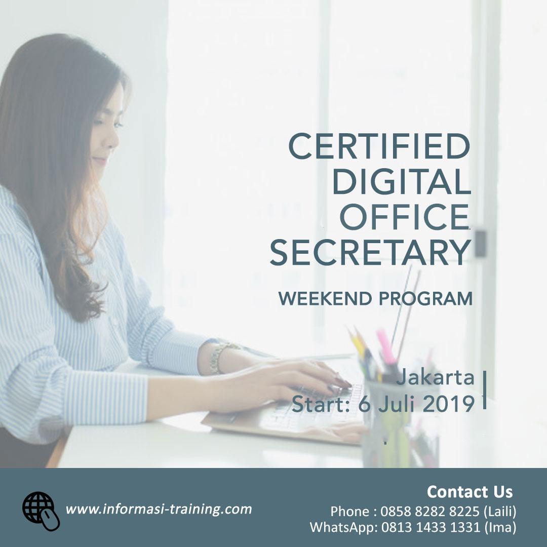 Training Sekretaris