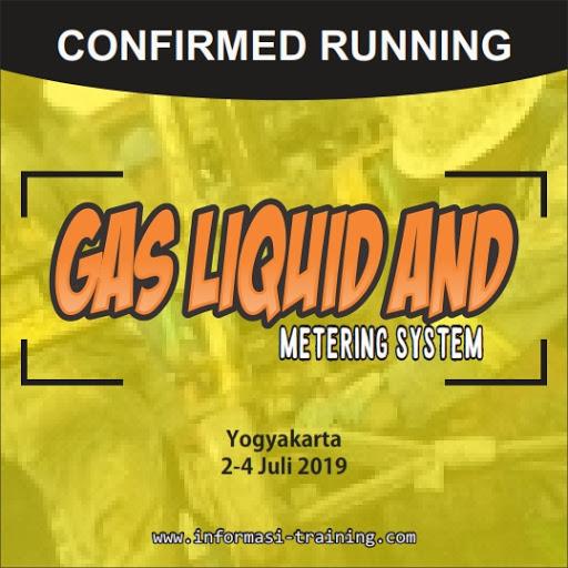 training supply gas dan liquid