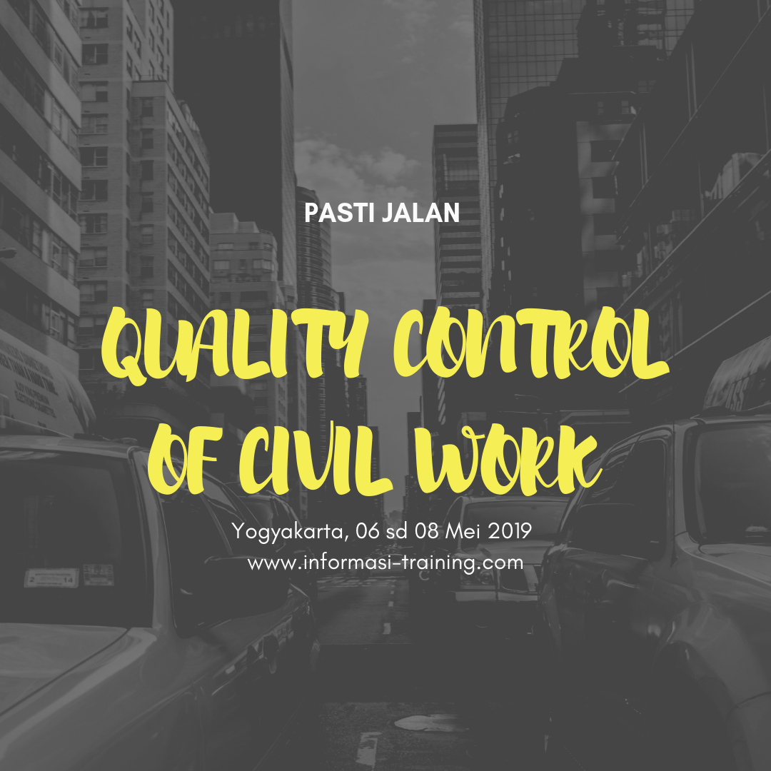 QC Of Civil Work