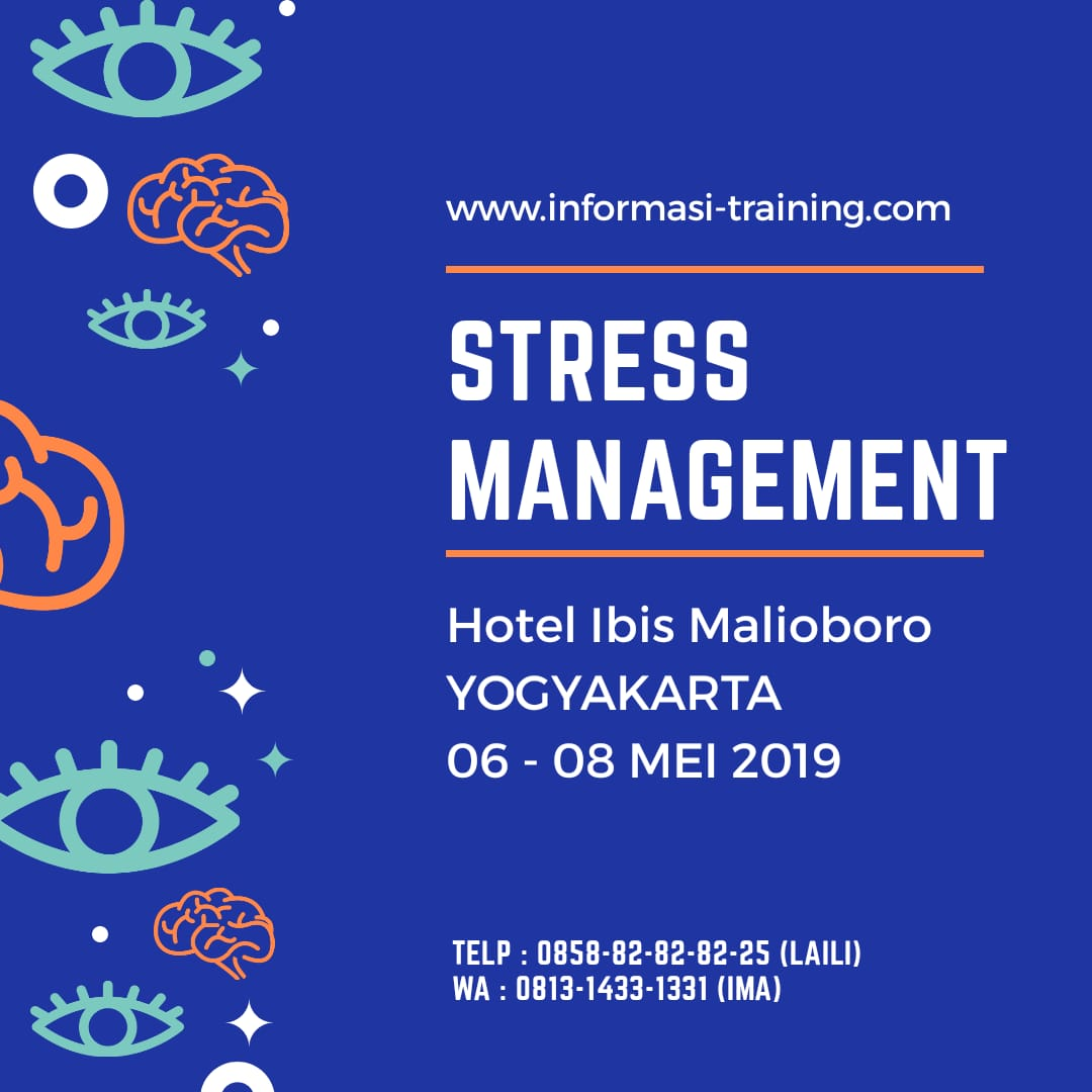 MANAJEMEN STRESS – Pasti Jalan