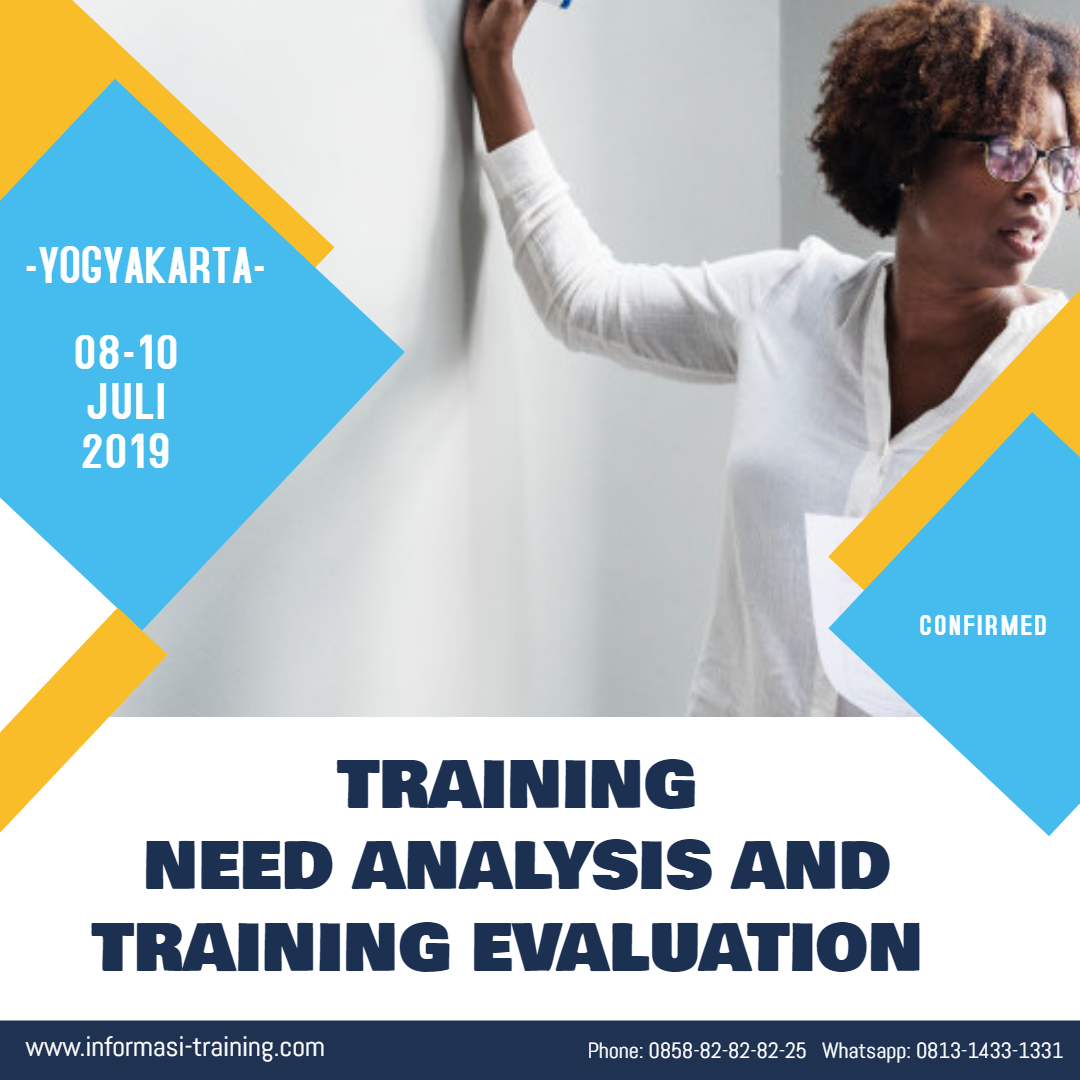 Traiining evaluation