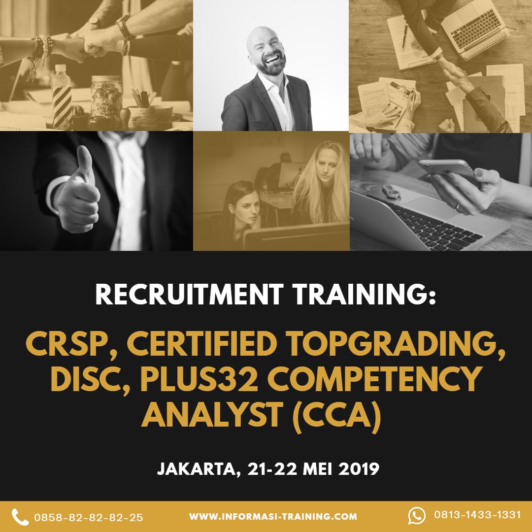Training CSRP