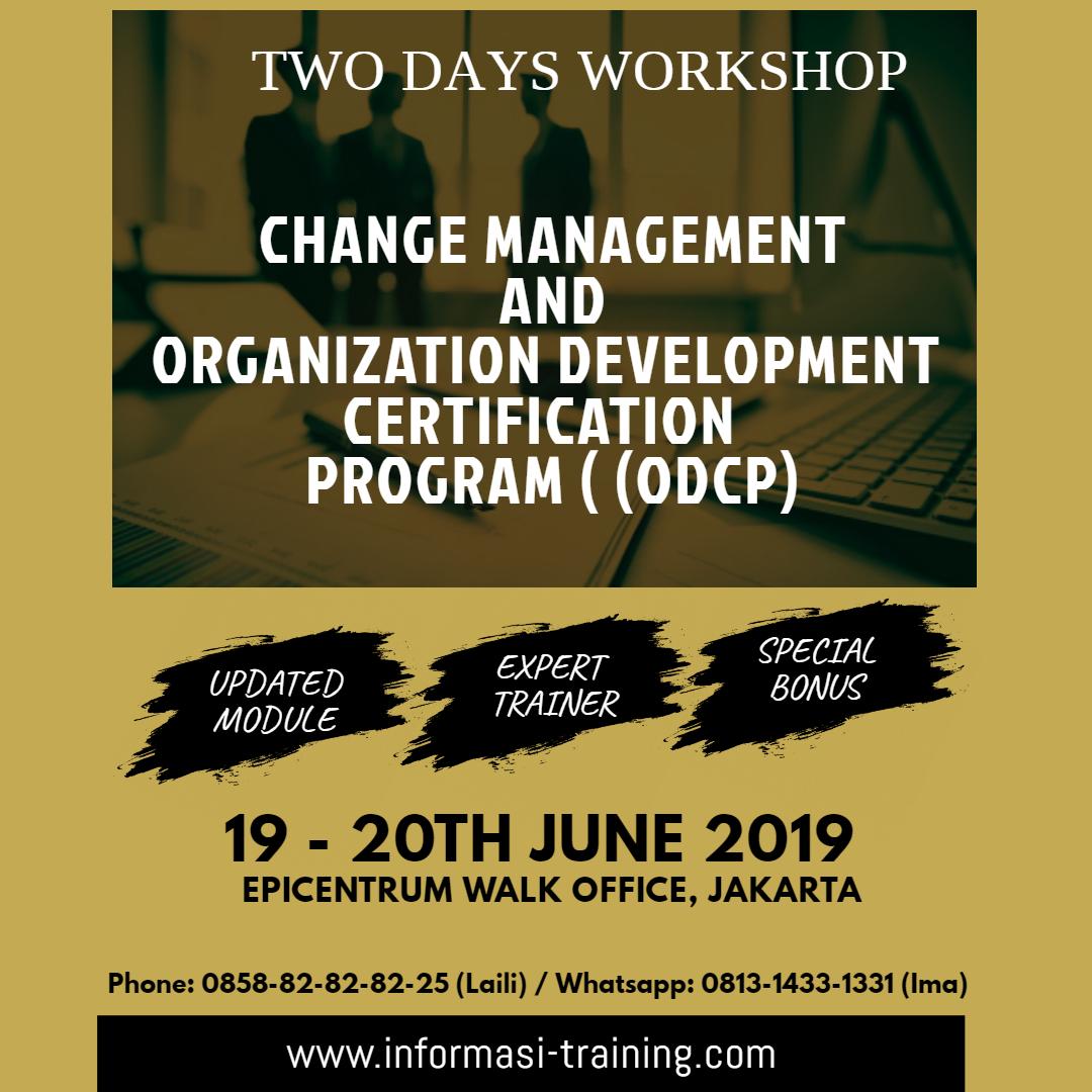 Organization Development