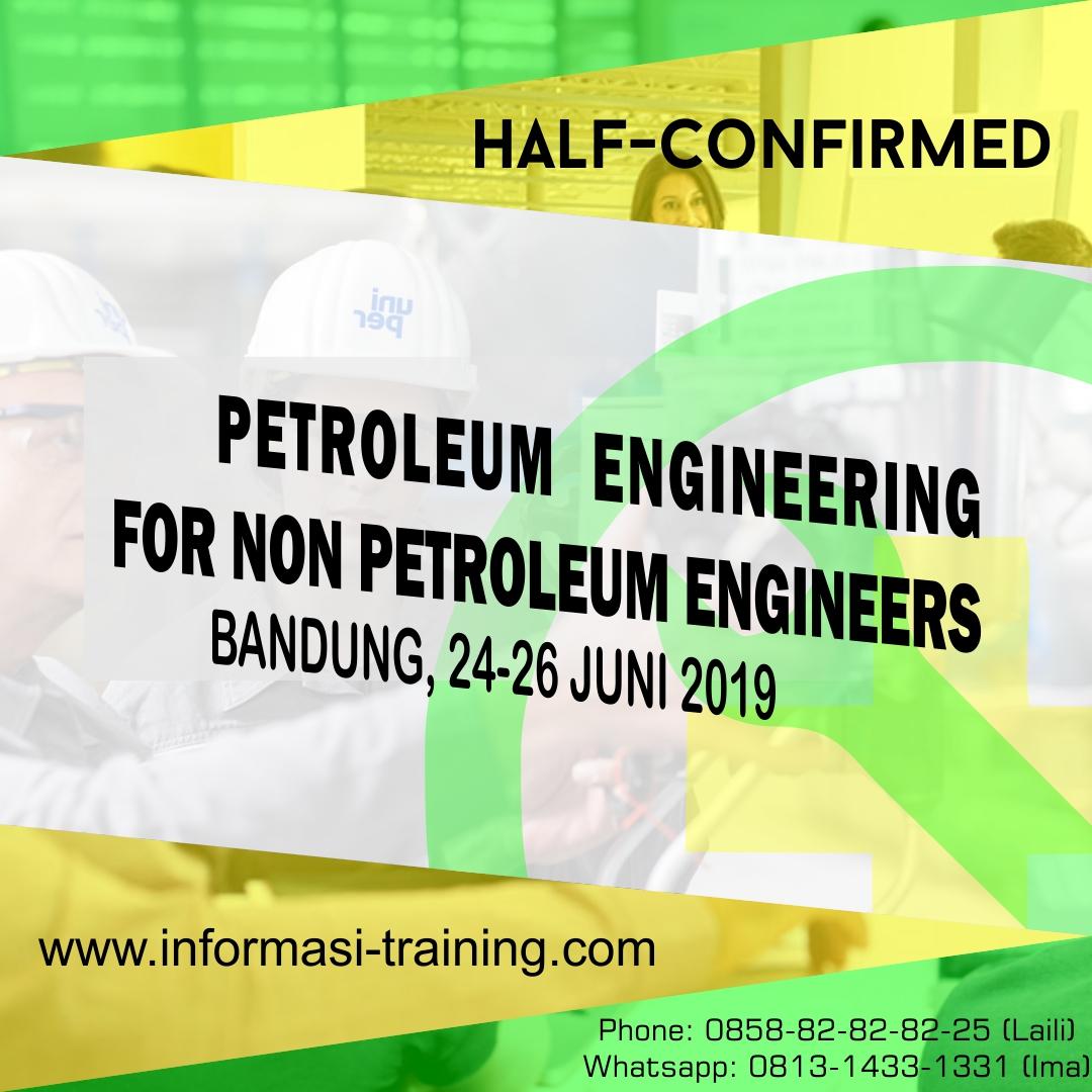 petroleum training