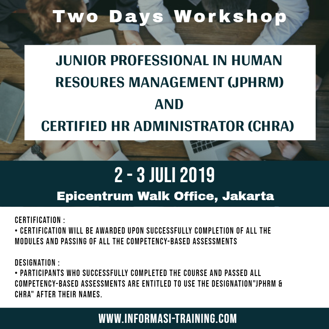 Training Human Resource