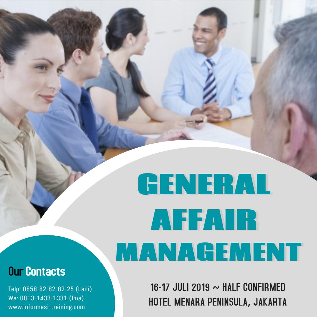 general affair