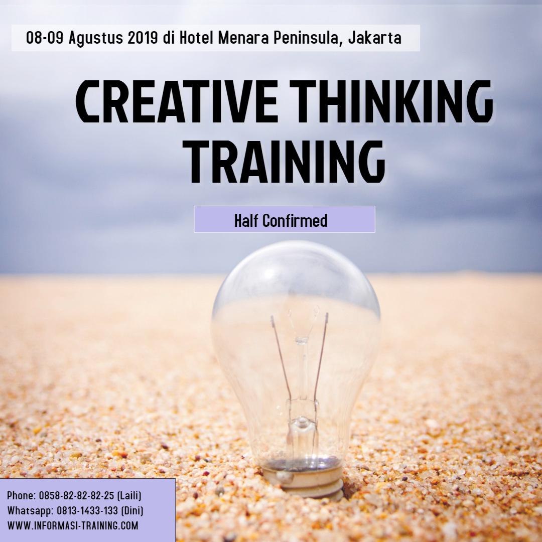 berpikir kreatif