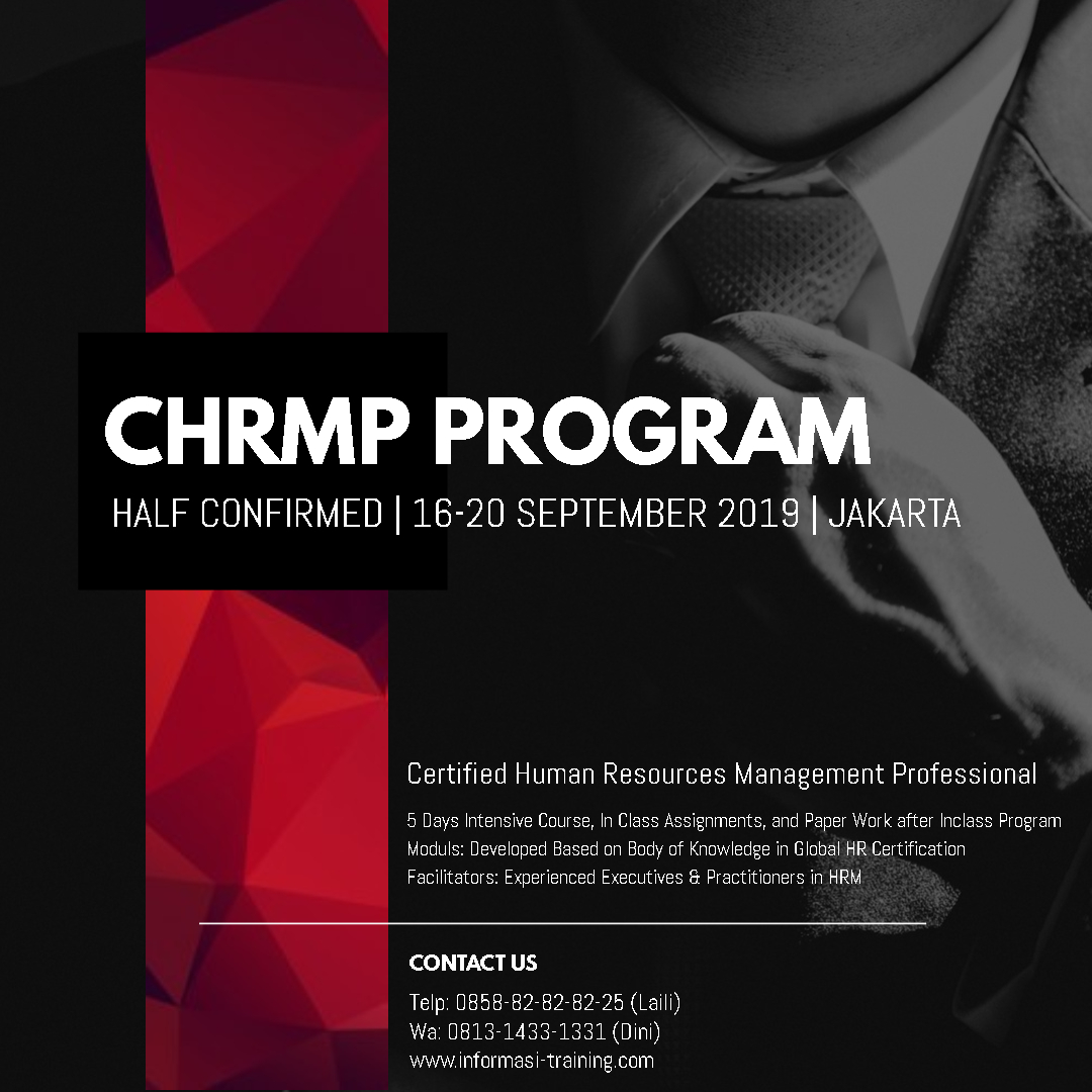 Certified Human Research Management Professional