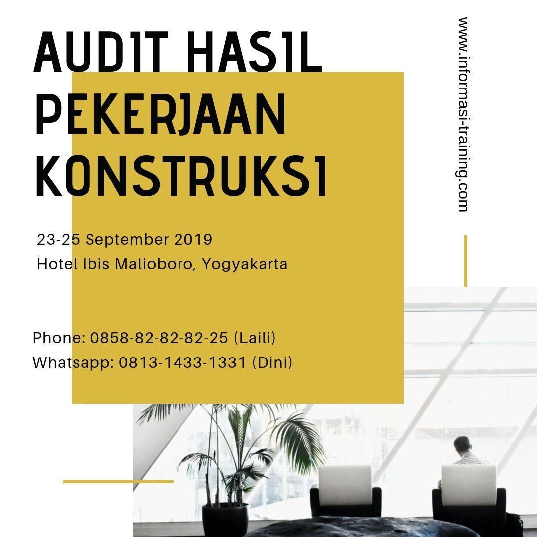 Audit Konstruksi
