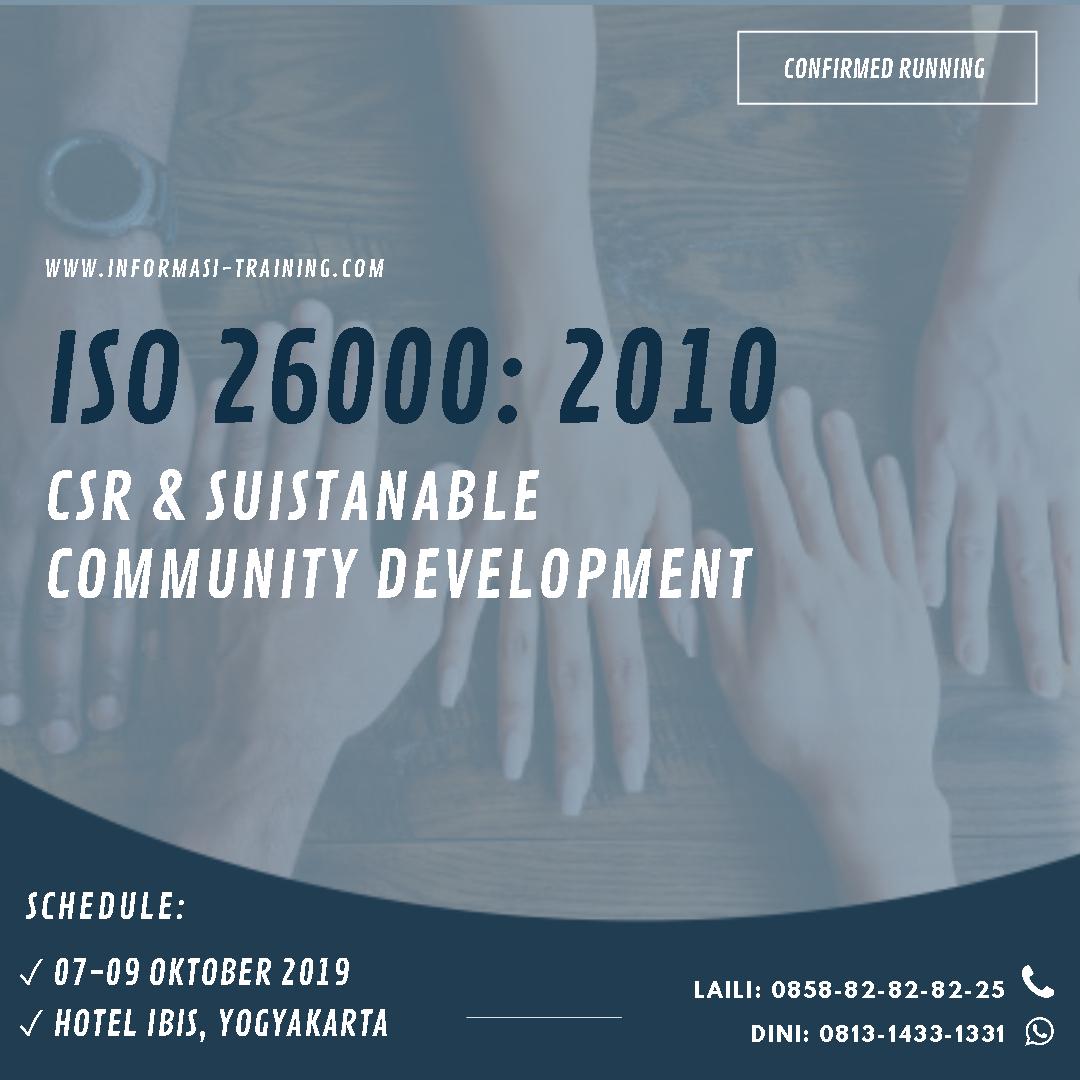 training ISO