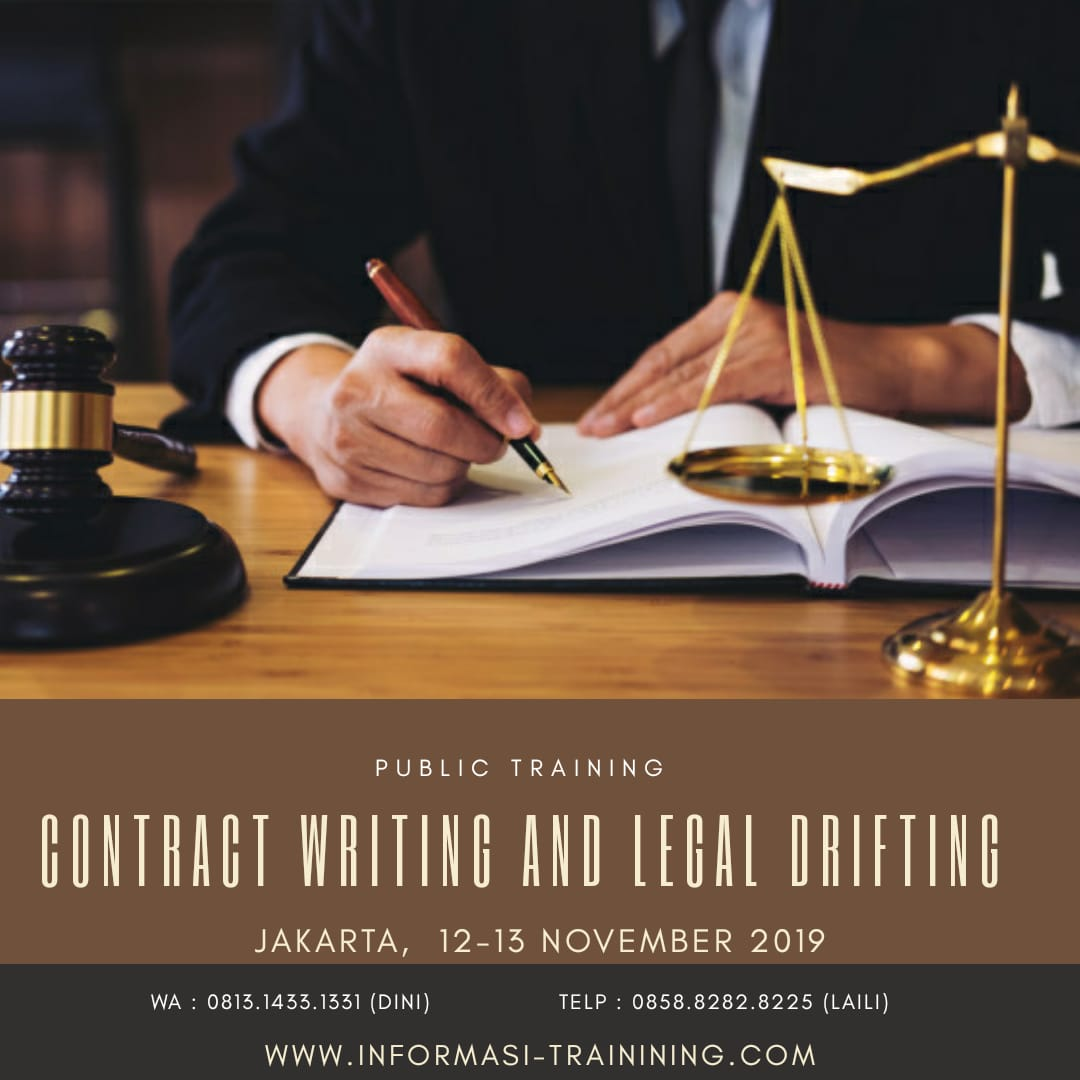 Legal Drafting For Banking