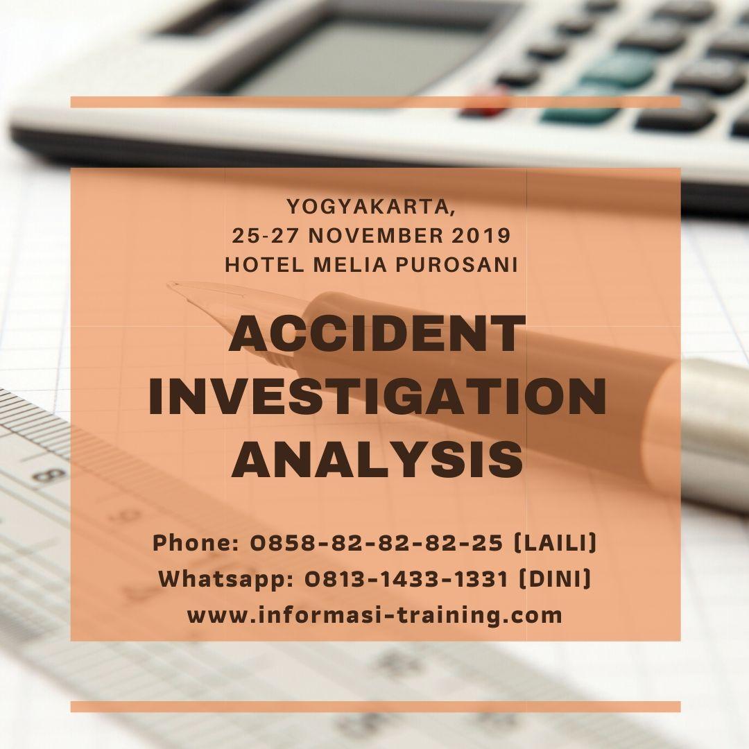 investigasi kecelakaan kerja