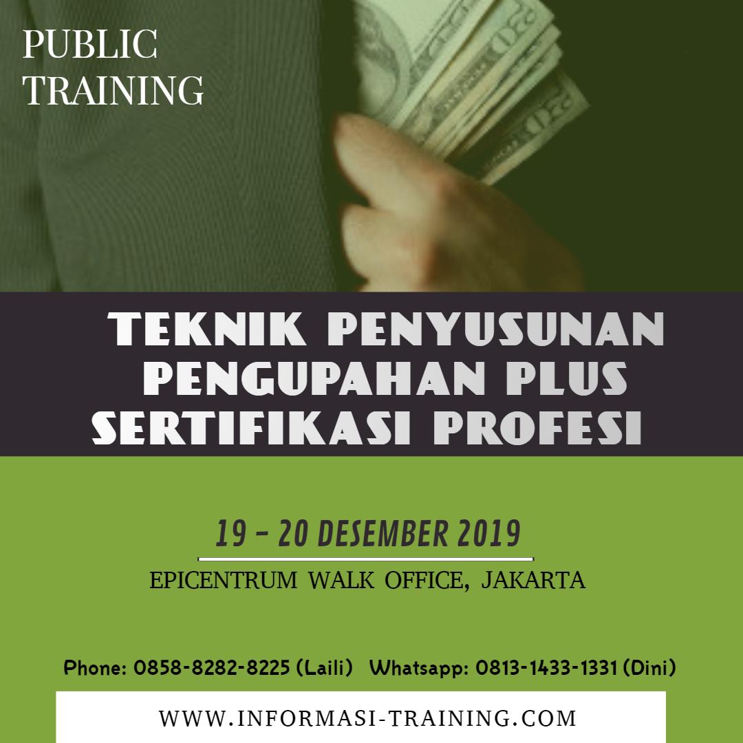 training pengupahan