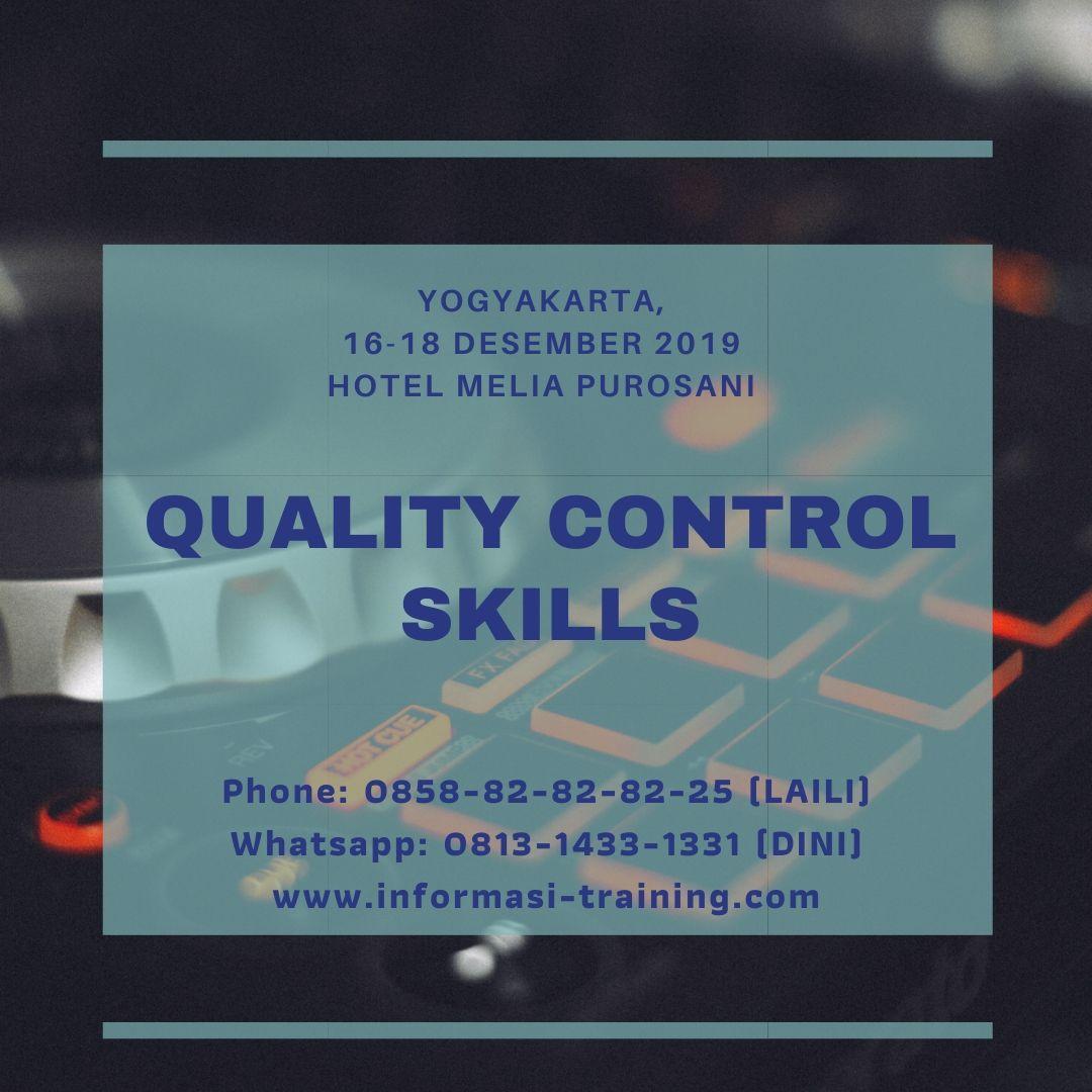 QC Skills